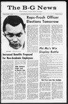 The B-G News October 17, 1967