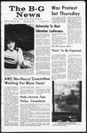 The B-G News October 18, 1967