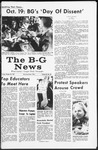 The B-G News October 20, 1967
