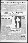 The B-G News October 25, 1967