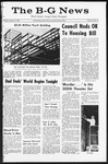 The B-G News October 27, 1967