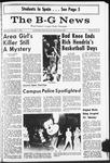 The B-G News November 1, 1967