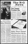 The B-G News November 7, 1967