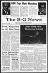 The B-G News November 14, 1967