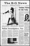 The B-G News November 16, 1967