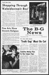 The B-G News November 17, 1967