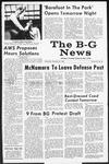 The B-G News November 29, 1967