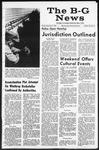 The B-G News December 8, 1967