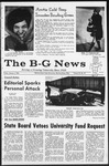 The B-G News January 5, 1968