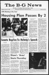 The B-G News January 17, 1968