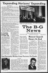 The B-G News January 19, 1968