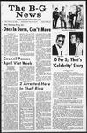 The B-G News February 16, 1968