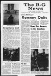 The B-G News February 29, 1968