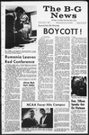 The B-G News March 1, 1968