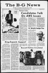 The B-G News March 6, 1968