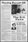 The B-G News March 7, 1968
