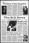 The B-G News March 12, 1968