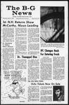 The B-G News March 13, 1968