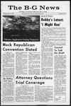 The B-G News March 14, 1968