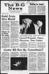 The B-G News March 15, 1968