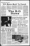 The B-G News March 20, 1968