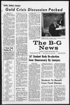 The B-G News March 21, 1968