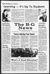 The B-G News March 22, 1968