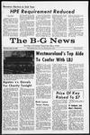 The B-G News March 27, 1968