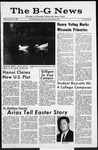 The B-G News April 3, 1968