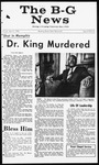 The B-G News April 5, 1968