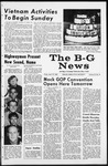 The B-G News April 19, 1968