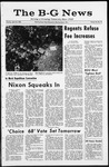 The B-G News April 23, 1968