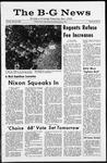 The B-G News April 23, 1968