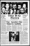 The B-G News April 24, 1968