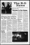 The B-G News April 25, 1968