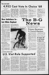 The B-G News April 26, 1968