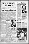 The B-G News April 30, 1968