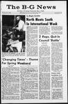 The B-G News May 2, 1968