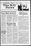 The B-G News May 7, 1968