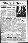 The B-G News May 8, 1968