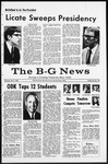 The B-G News May 9, 1968