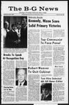 The B-G News May 15, 1968