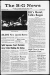 The B-G News May 21, 1968