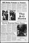 The B-G News May 22, 1968