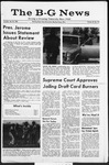 The B-G News May 28, 1968