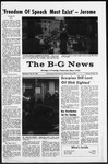 The B-G News May 29, 1968