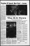 The B-G News May 29, 1968