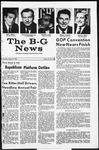 The B-G News August 8, 1968
