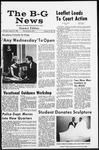 The B-G News August 22, 1968