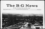 The B-G News September 21, 1968